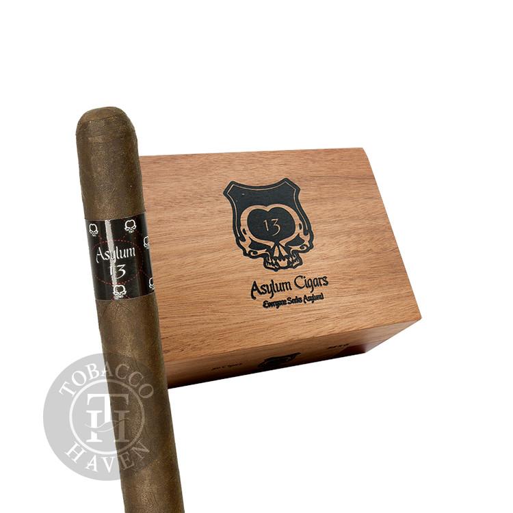 Asylum 13 - Natural Cigars - 8X80 (Count of 21)