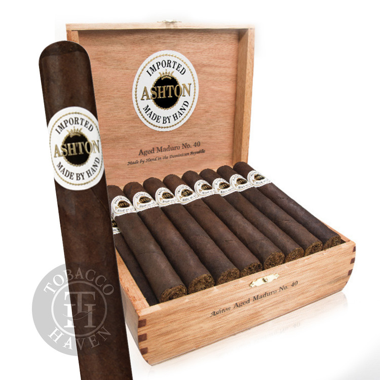Ashton - Maduro Cigars, #50 - 7x48 (25 count)