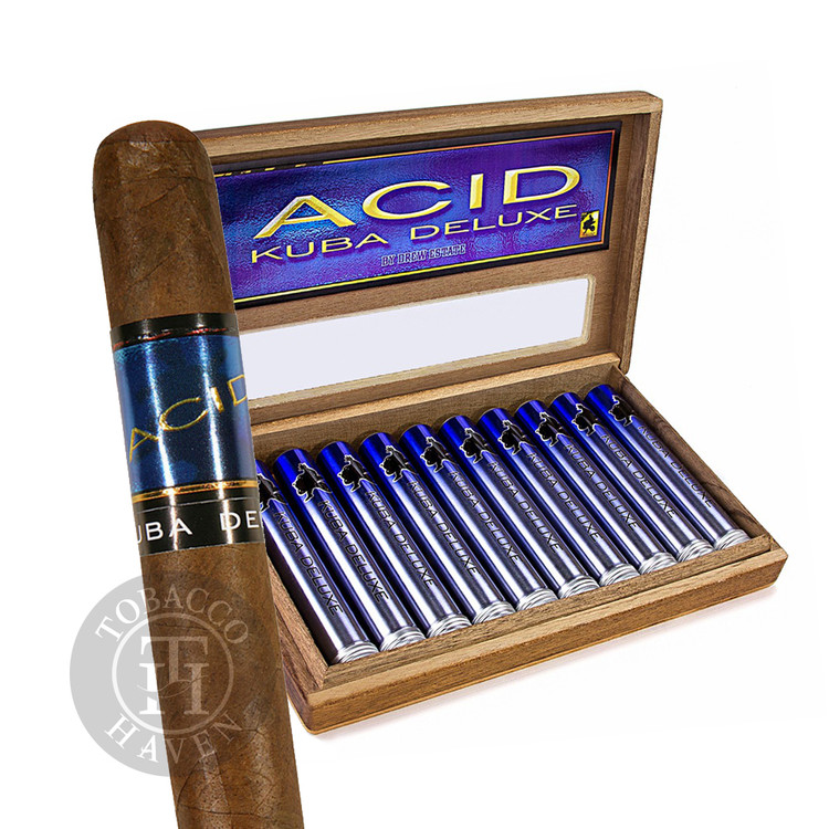 Drew Estate - Acid - Kuba Deluxe Cigars, 6x50 (10 Count)