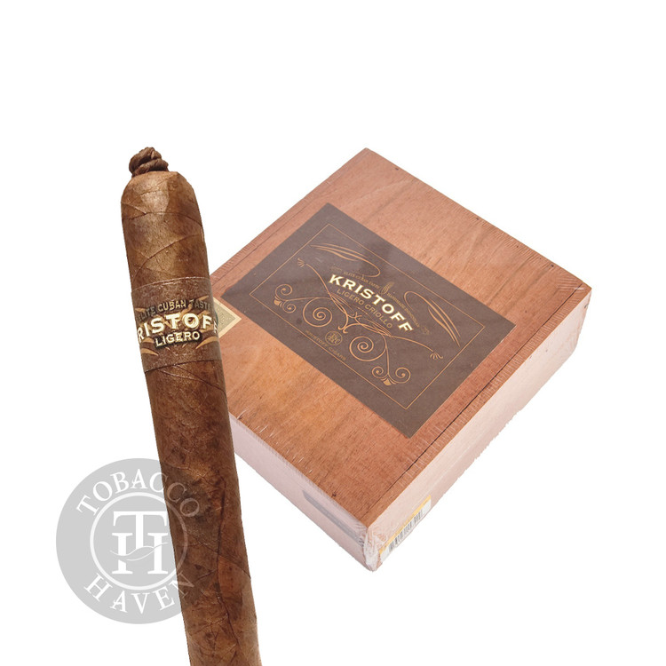 Kristoff - Ligero - Natural Churchill Cigars, 7x50 (20 Count)