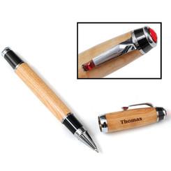 Gem-top Rollerball Pen