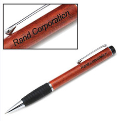 Personalized Twist Grip Pen