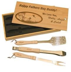 BBQ Griller's Gift Set