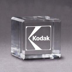 Acrylic Cube Keepsake