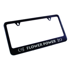 Vanity License Plate Frame