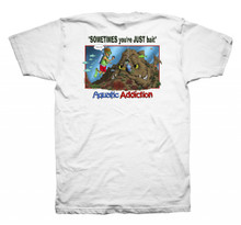 ROCKFISH SCUBA DIVING SHIRT - WHITE