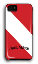 Dive Flag iPhone Cases