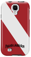Dive Flag for Samsung Galaxy S3, S4, S5, Note 2 Cases