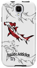 Tribal Hammer (white) for Samsung Galaxy S3, S4, S5, Note 2 Cases