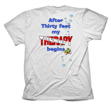 THERAPY - BACK - WHITE