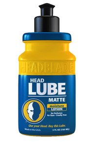 HeadLube Matte Moisture Lotion (150ml)