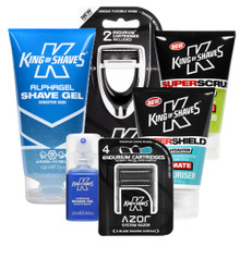 King of Shaves Sensitive Ultimate Starter Pack