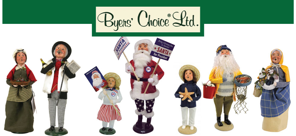 Byers Choice NJ
