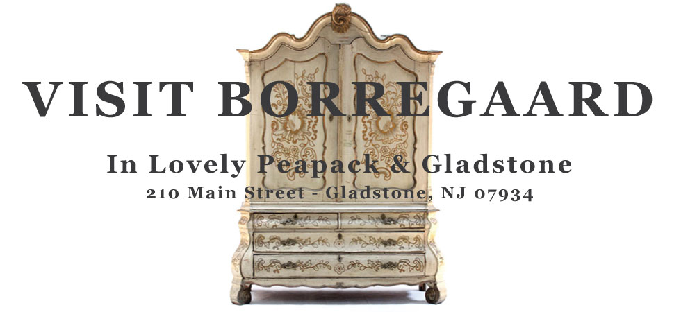 Visit Borregaard in Peapack & Gladstone NJ