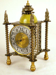 Moorish style Mantle Clock