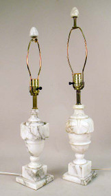 Alabaster Lamps - Priced Each