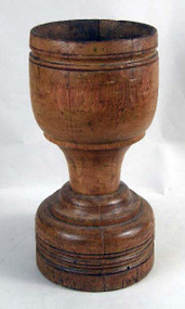 Burl Wood Mortar