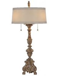 Aidan Gray Gilded Inspired Lamp