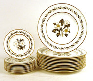 Royal Worcester Bernina Plates