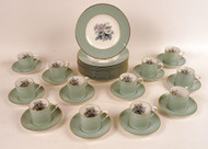 Royal Worcester Woodland China - Service for 12