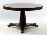 Ralph Lauren Mahogany Hall Table