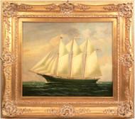 D. Tayler Oil on Canvas
