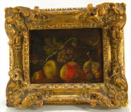 Still Life of Fruit from the Continental School