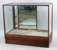 Price Reduced to 1695! Antique Glass Store Display Case!