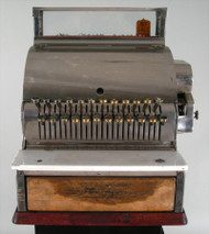 Chrome Cash Register