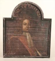 Painted Wood Panel