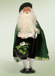 Byers Choice Irish Santa