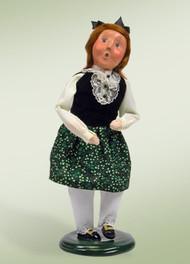 Byers Choice Irish Girl