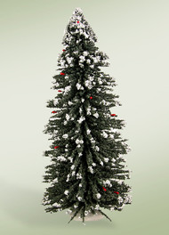 "Byers Choice 16"" Snow Tree"