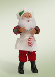 Byers Choice Baking Santa
