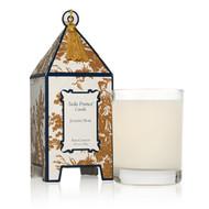 Seda France Jasmine Noir Classic Toile Pagoda Box Candle