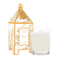 Seda France Grapefruit Paradis Classic Toile Pagoda Box Candle