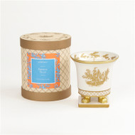 Seda France French Tulip Classic Toile Petite Ceramic Candle