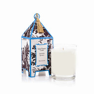 Seda France Japanese Quince Classic Toile Pagoda Box Candle