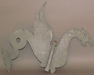 A 19th Century Sea Serpent Weathervane