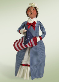 Byers Choice Betsy Ross