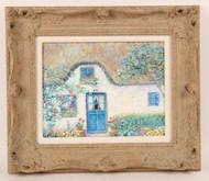 """""""Maison Fleurs"""" by Jean Arman Hunt, 20th Century"""