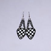 Chick Rock I Polka Dots Earrings