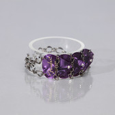 Guitar Bracelet Purple