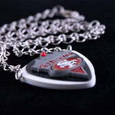 Forty Niner's Football Necklace