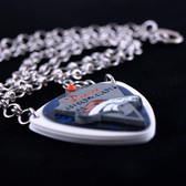 NFL Denver Broncos Pendant Necklace