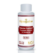 Lipogaine minoxidil 5% with dht blockers for men