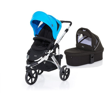 Salsa 3 Water with BONUS Carrycot