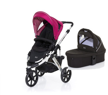 Salsa 3 Grape with BONUS Carrycot