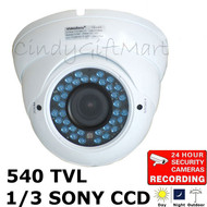 Night Vision Vandal-proof Zoom IR Camera VD49HW