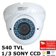 Night Vision Vandal-proof Zoom IR Camera VD49HW